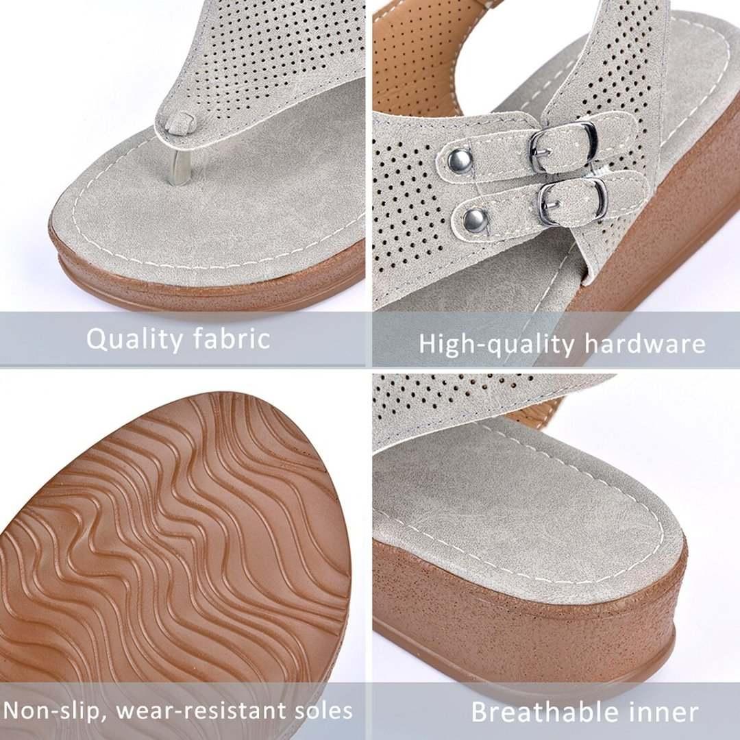 Kafa Comfy Arch Support Flip-flops Sandals