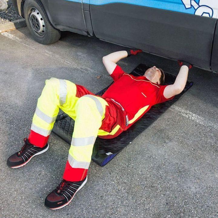 Car Repair Crawling Mat