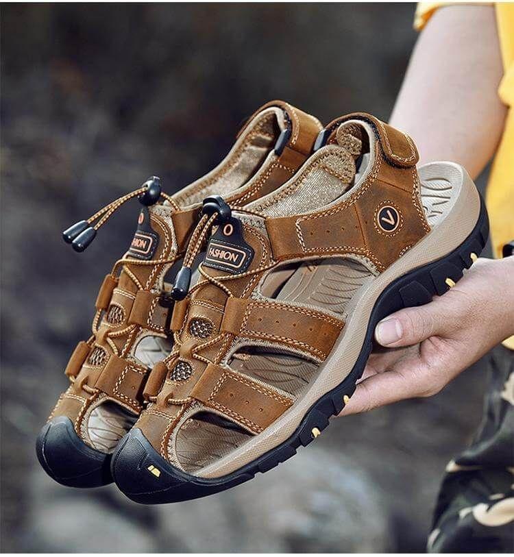 Roy Comfortable Orthopedic Sandals for Men