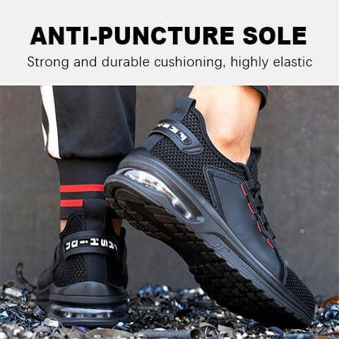 GEARX - Ultralight Breathable Fashion Protective Shoes