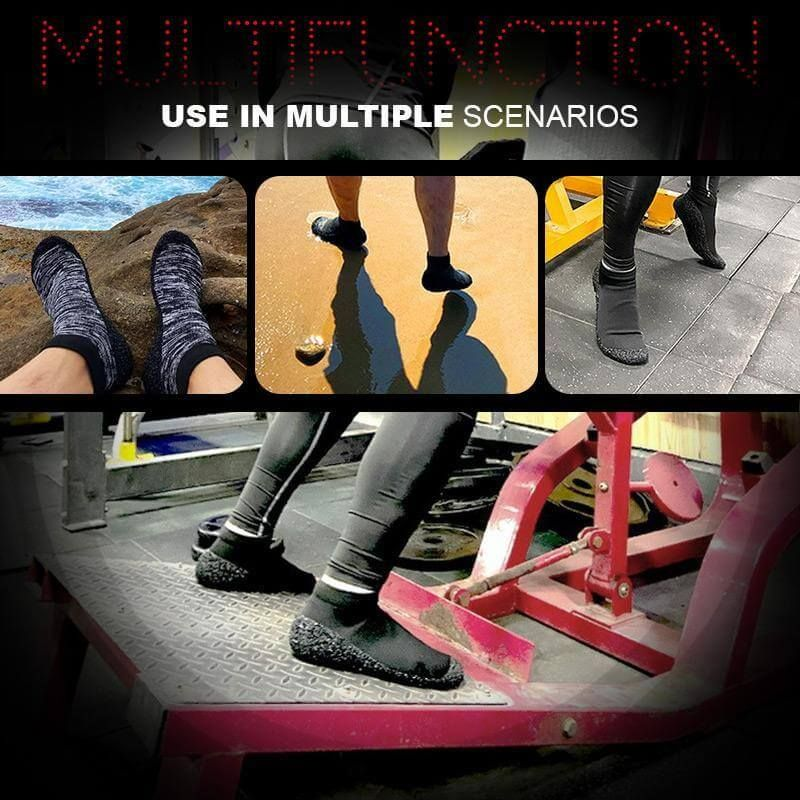 Muxtel - Unisex Water Shoes Barefoot Skin Sock Shoes