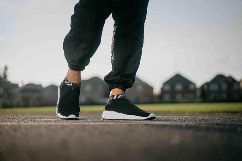 Vessi Men Breathable Slip On Shoes