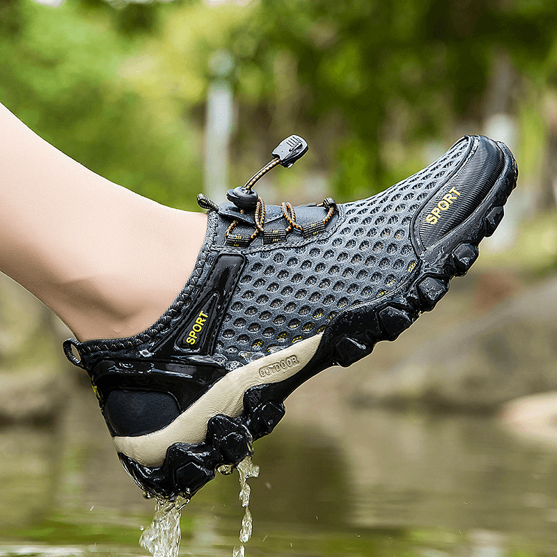 GearX™- Unisex Ultra light Breathable Hiking Shoes